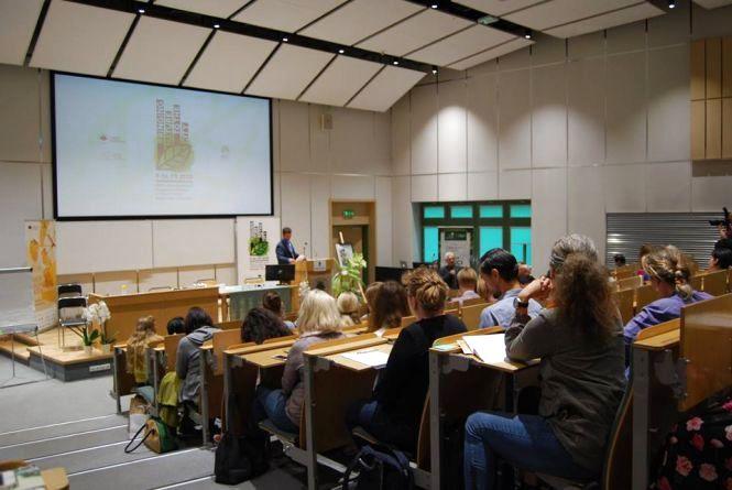 Кам'янець-Подільський ботанічний сад взяв участь у міжнародному освітньому конгресі