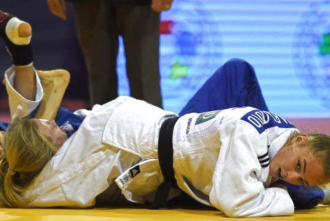 Кам'янчанка стала наймолодшою чемпіонкою світу з дзюдо