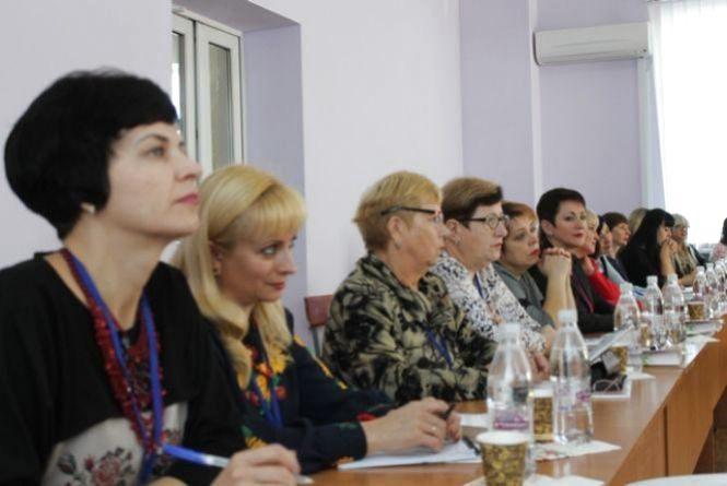 Педагоги України розглядають питання освіти у Кам'янці-Подільському