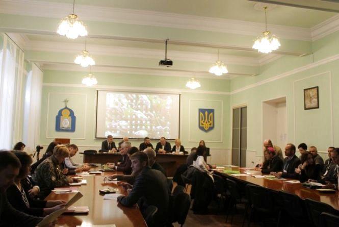 У Кам'янецькому університеті стартувала конференція на тему виховання молодого покоління