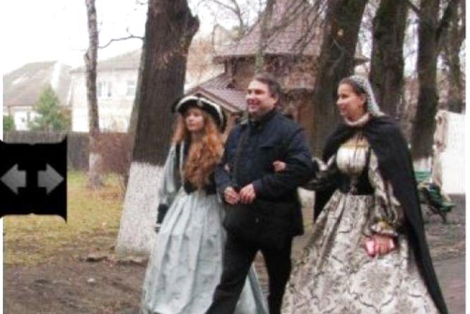 Кам'янецькі освітяни з нагоди дня студента влаштували костюмоване свято