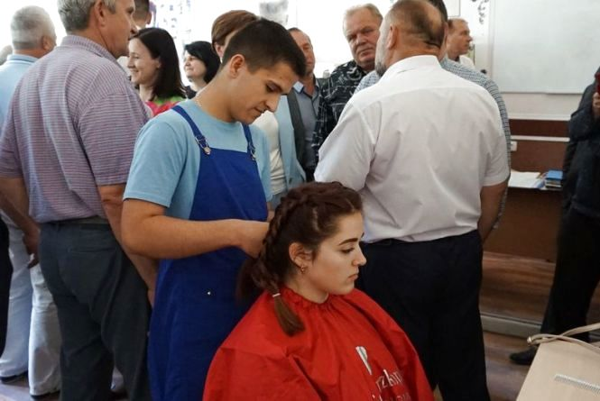 Перукаря з Кам'янця визнали кращим на всеукраїнському конкурсі