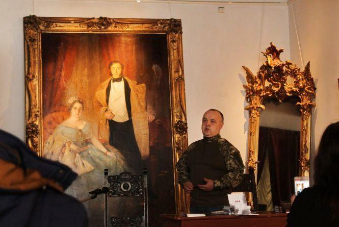 «Пісні з війни і переживання солдат» - як пройшла презентація збірки «В.О.П»