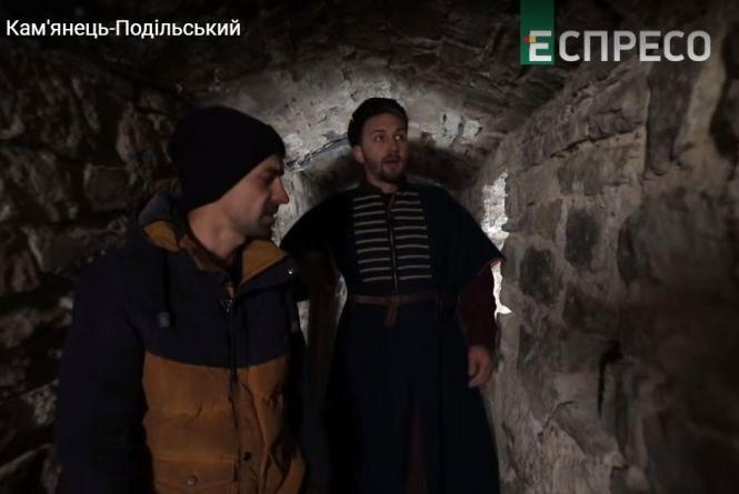 """Кам'янець очима туриста у програмі """"Мандруй своє"""""""