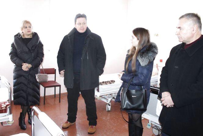 Благодійник з Німеччини навідався до Кам'янця із перевіркою