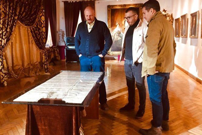 Секрет Грамоти султана Мехмеда ІV, яку зберігає Кам'янецький музей