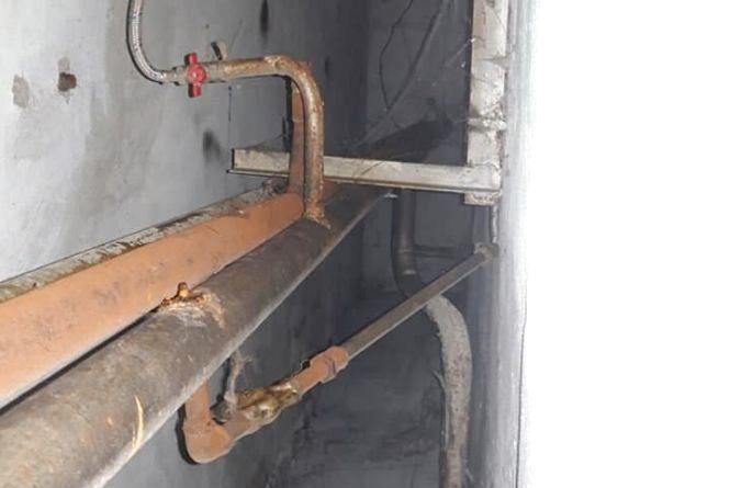 Інспектори-комунальники Кам'янця виявили незаконні врізки у системі водопостачання