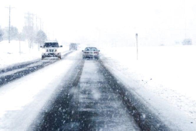 Ситуація на дорогах  Хмельниччини