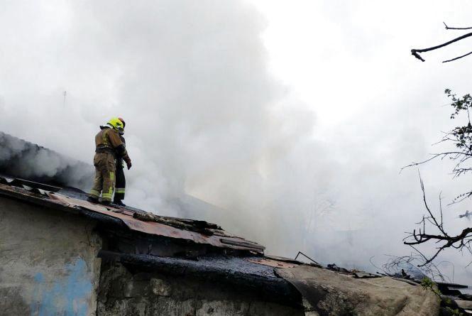 Палаюча хроніка: за два дні на Кам'янеччині сталося 4 пожежі