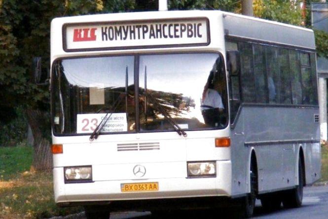 """Зміни у перевезеннях маршрутів """"20"""" та """"22"""" у Кам'янці-Подільському"""