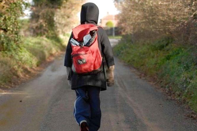Зниклого школяра поліцейські Кам'янця розшукали за 30 хвилин