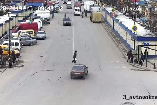 У Кам'янці збили пенсіонера, який перебігав дорогу на червоне світло
