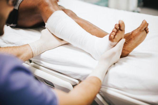 Понад 120 кам'янчан травмувалися минулого тижня
