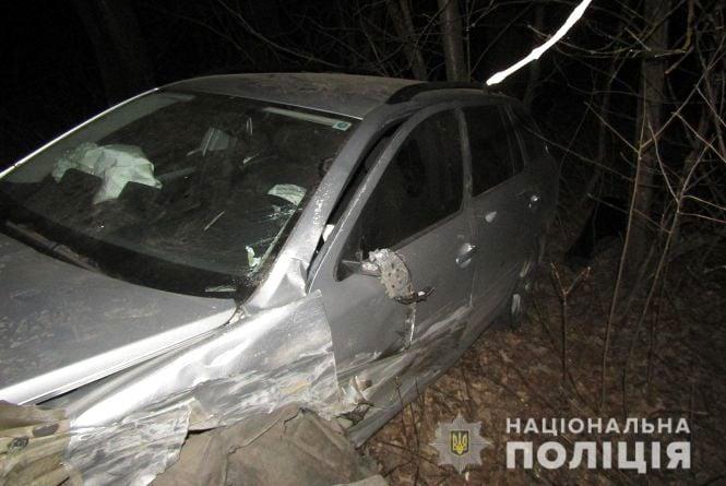 """Житель Кам'янеччини загинув у лобовому зіткненні з """"Шкодою"""""""