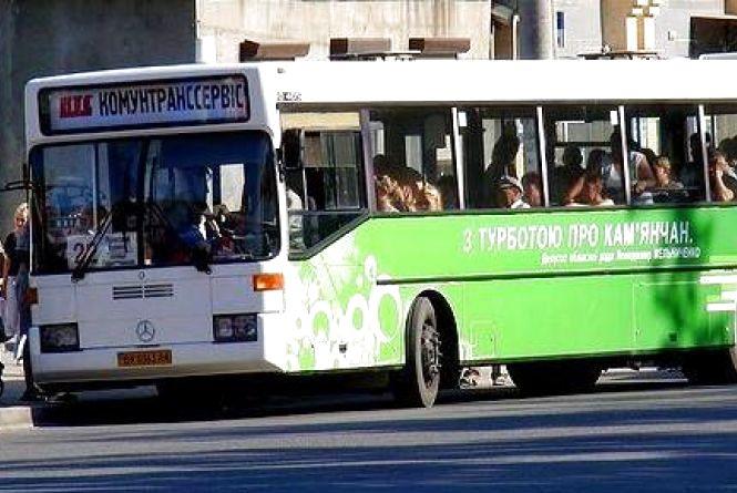 """Як їздитиме комунальний автобус """"22"""" під час Великодніх свят"""