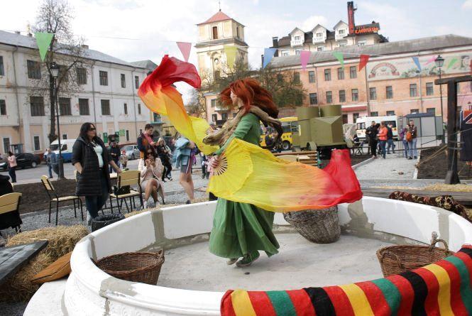 Фоторепортаж: відкриття туристичного сезону у Кам'янці-Подільському 2019