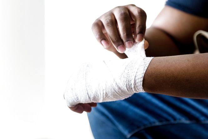 Статистика травматизму: минулого тижня травмувалися понад 160 кам'янчан