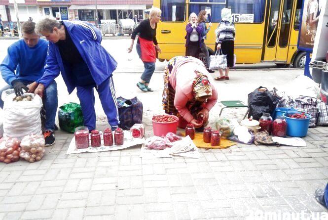 Купили харчі на стихійному ринку й отруїлися: чому і чим  хворіли Кам'янчани влітку