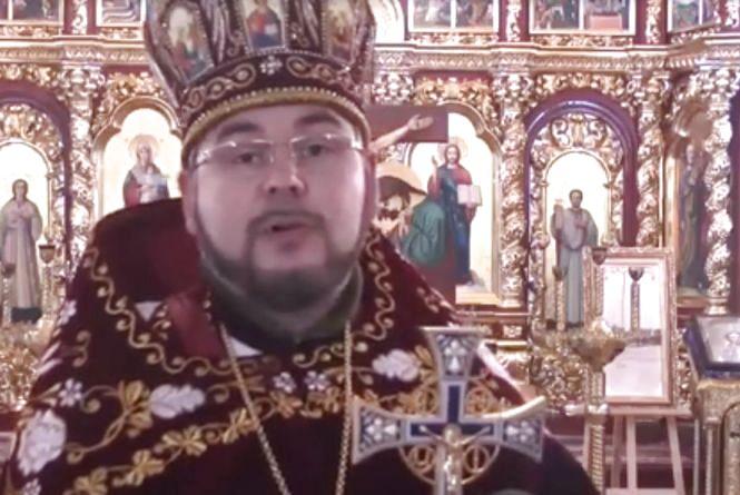 Відеопривітання кам'янецького священника з Великоднем