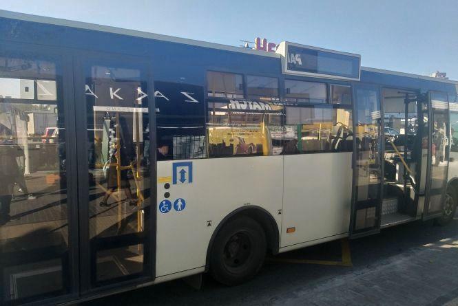 У провідну неділю Кам'янцем їздитиме безкоштовний автобус