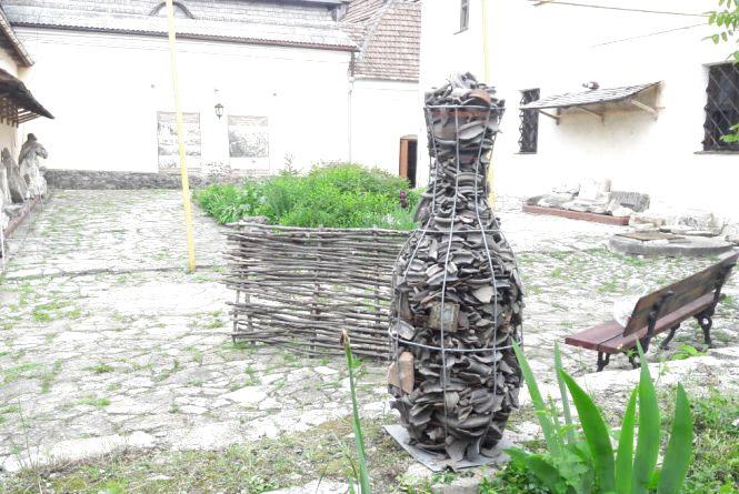 Працівники Кам'янецького заповідника створили нову інсталяцію
