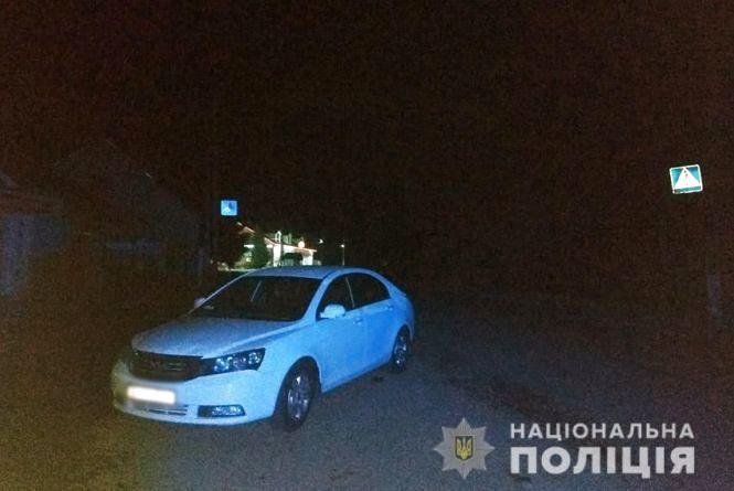 ДТП в Дунаївцях: кам'янчанин збив 11-річну дівчинку