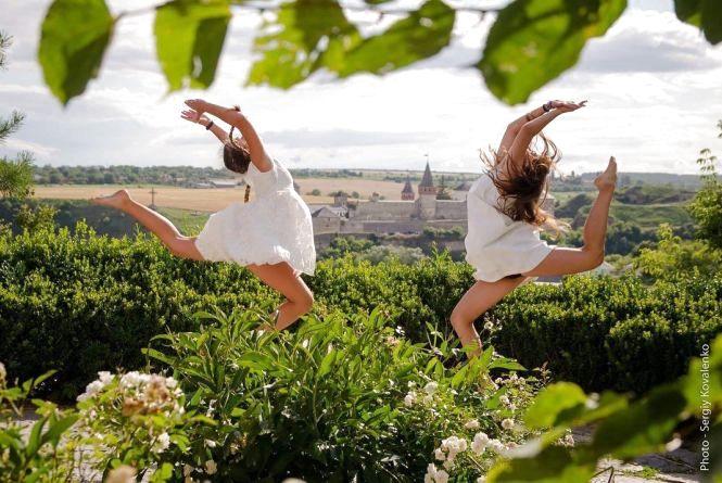 Дивовижні фото кам'янецьких танцюристів