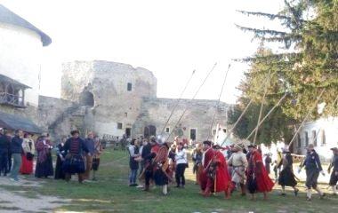 У Кам'янці незабаром стартує фестиваль історично-військової реконструкції «Schola Militaria» (ПРОГРАМА)
