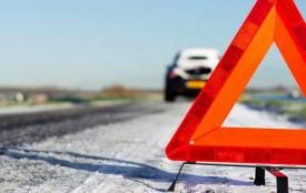 У Кам'янці під час автмобільної аварії постраждало троє людей