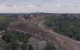 Всеукраїнський проект показав фортецю Кам'янця з висоти пташиного польоту