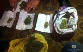 28-річного кам'янчанина зарештували за збут наркотиків. Йому загрожує 8 років в'язниці (ФОТО)