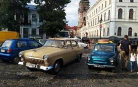 У Кам'янці відбудеться міжнародна виставка ретроавтомобілів
