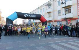 У Кам'янці відбувся спортивний забіг з нагоди ювілею Кам'янецького університету